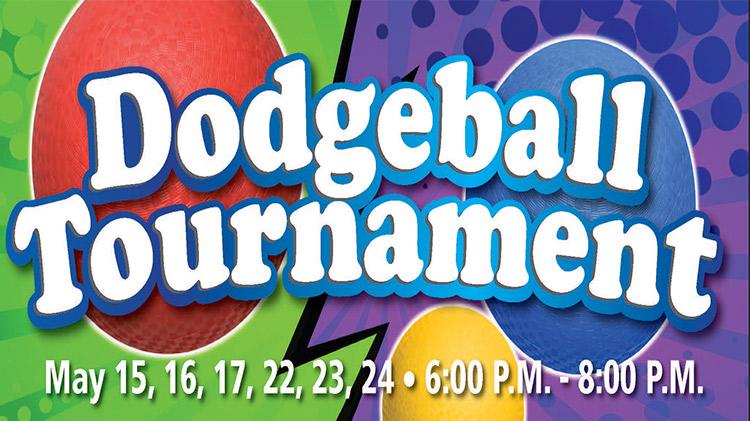 Dodgeball Tournament Registration Deadline