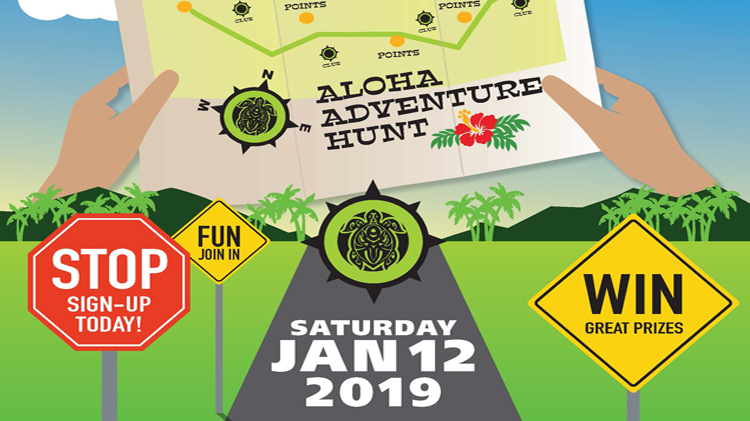 Aloha Adventure Hunt