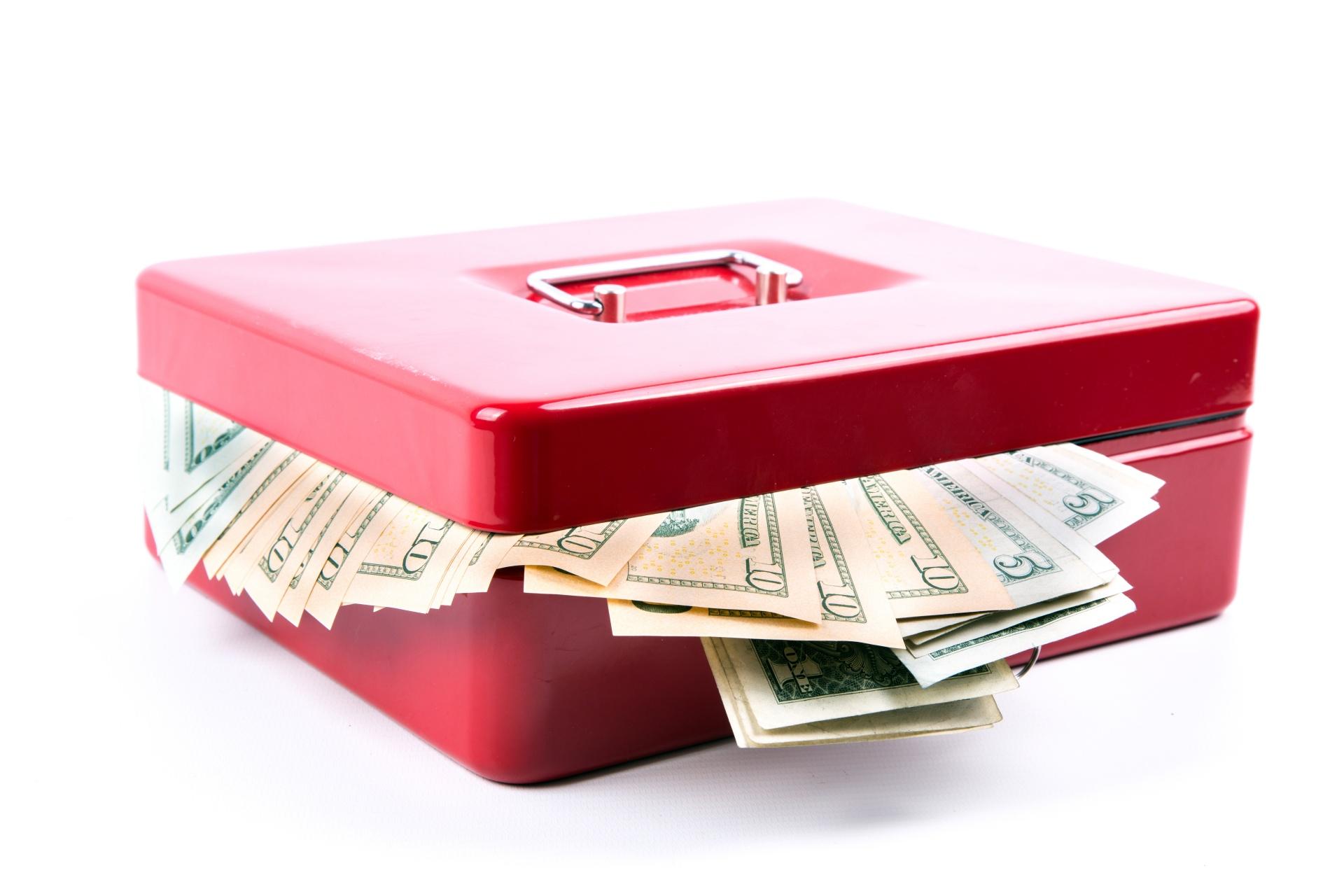 Informal Funds Custodian