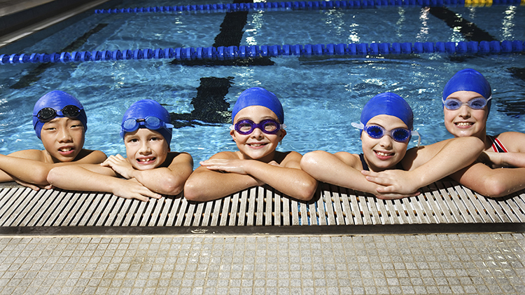 HMR Pool Swimming Lessons Registration