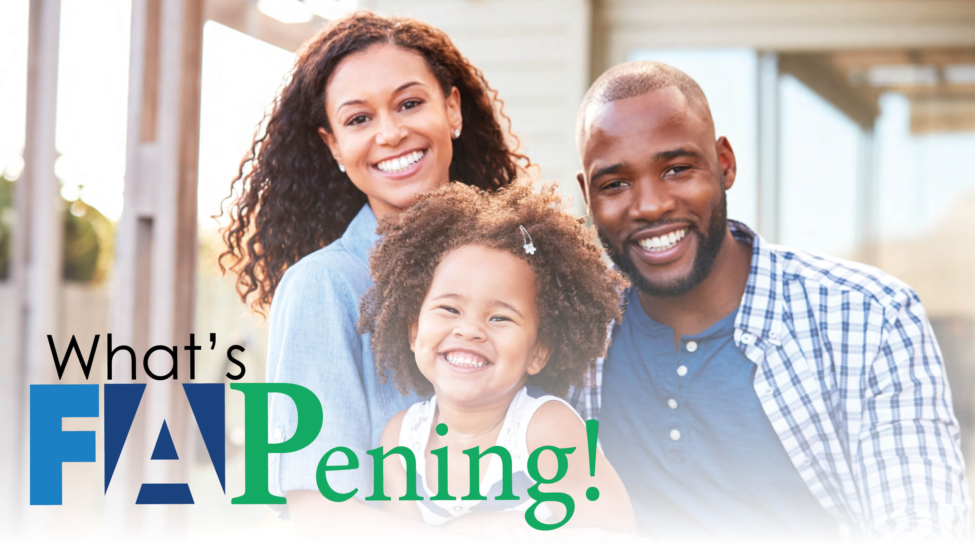 What's FAPening: Father's Day Family Wellness