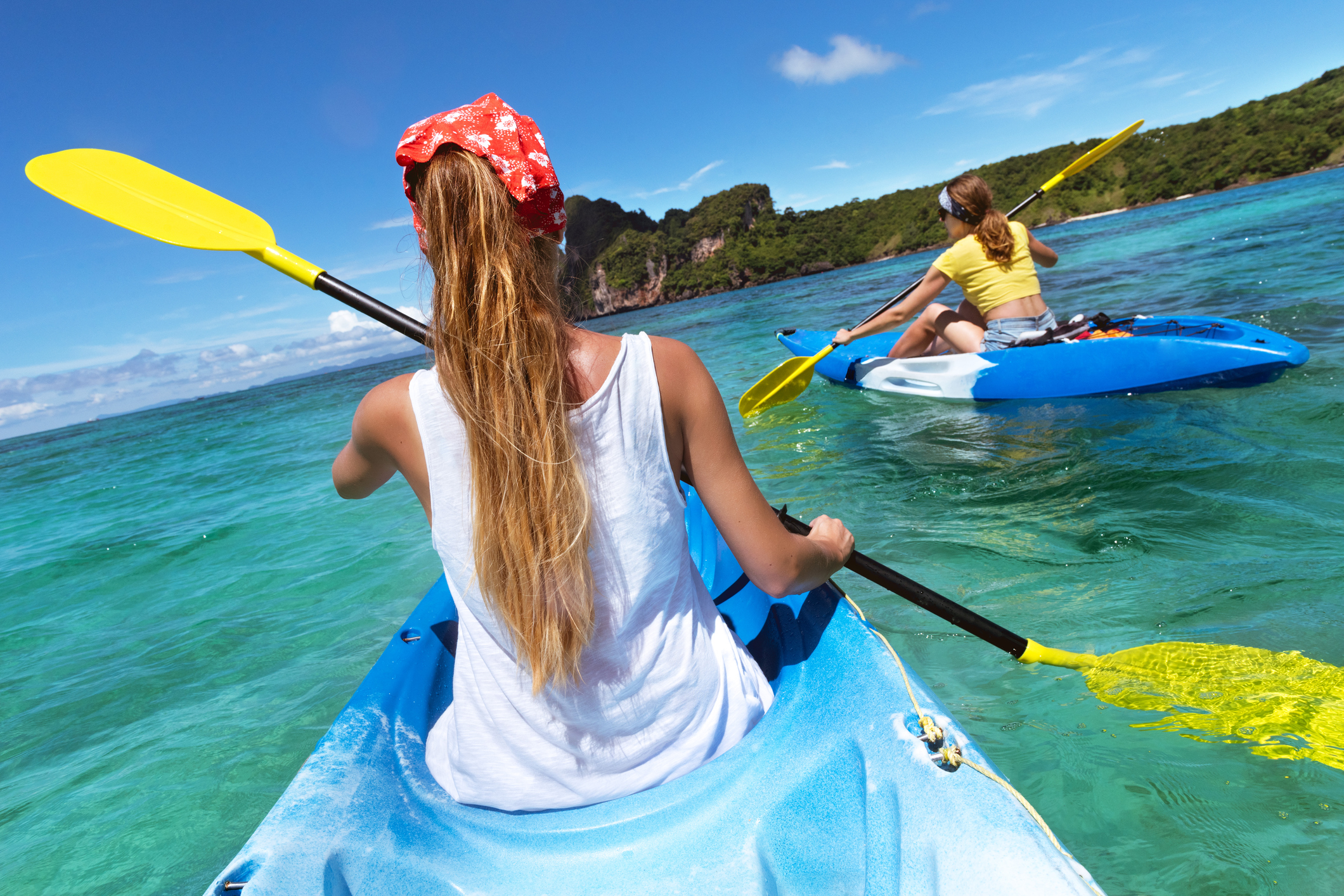 Kayak & Snorkel