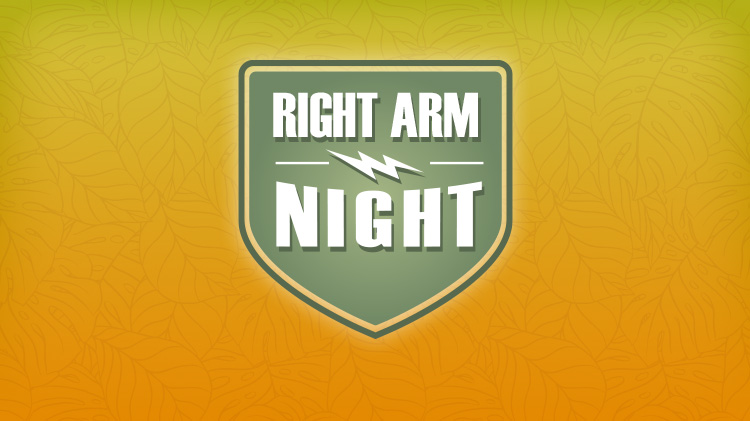Right Arm Night - Nehelani