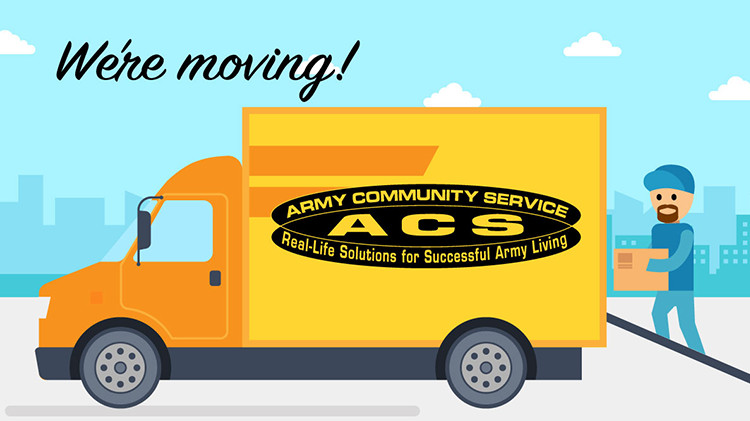 ACS Is Moving