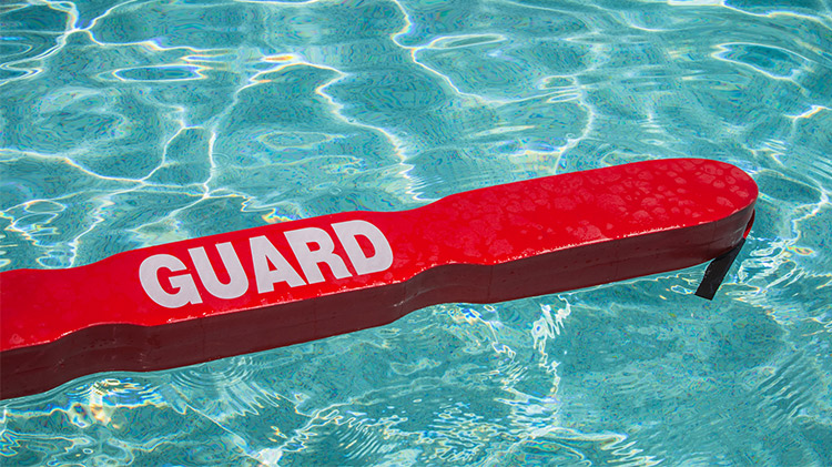 Now Hiring Lifeguards