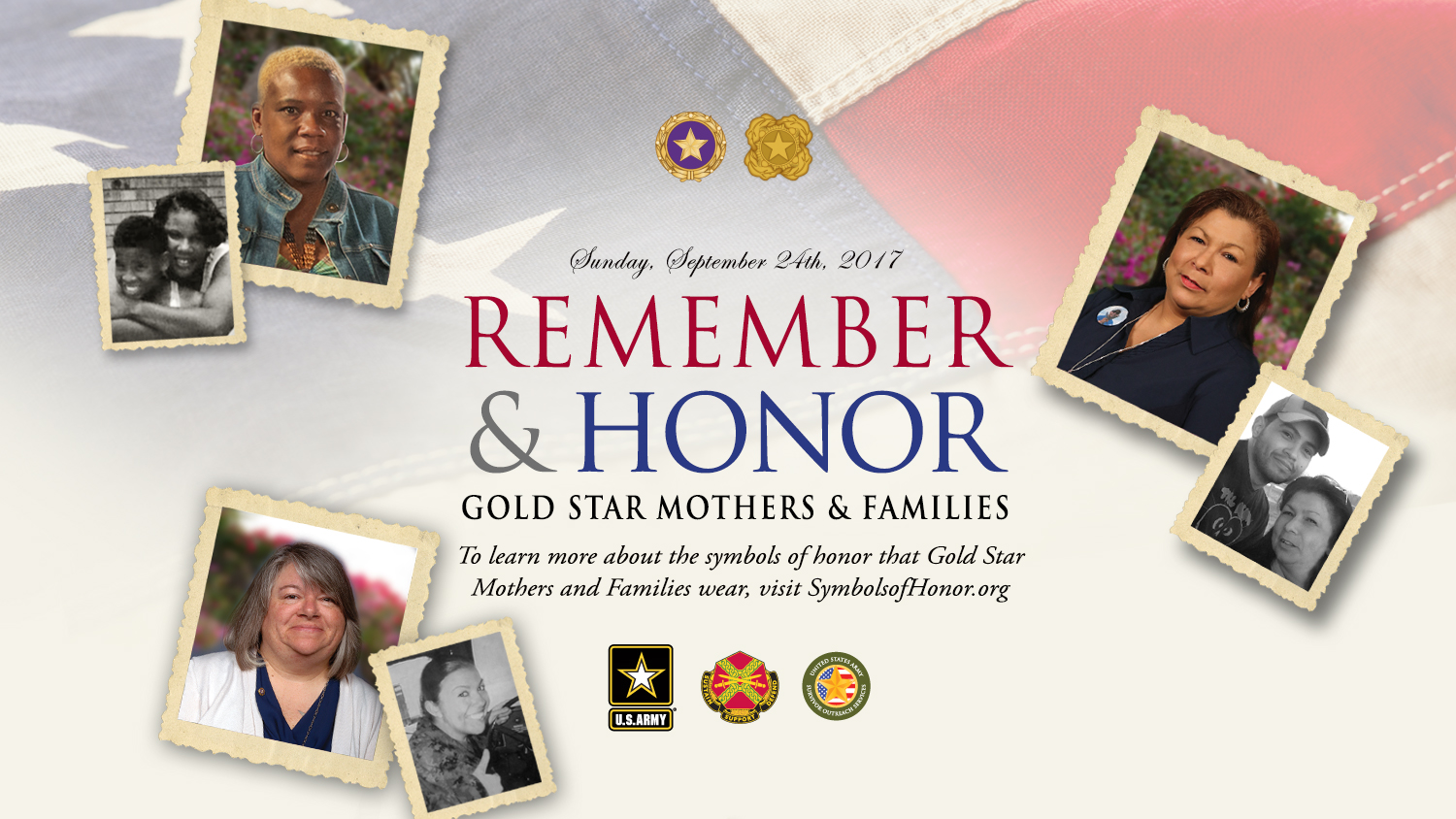 Gold Star Mothers' and Families' Day Ceremony