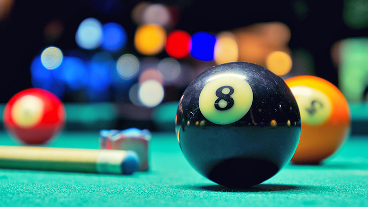 8 Ball Challenge