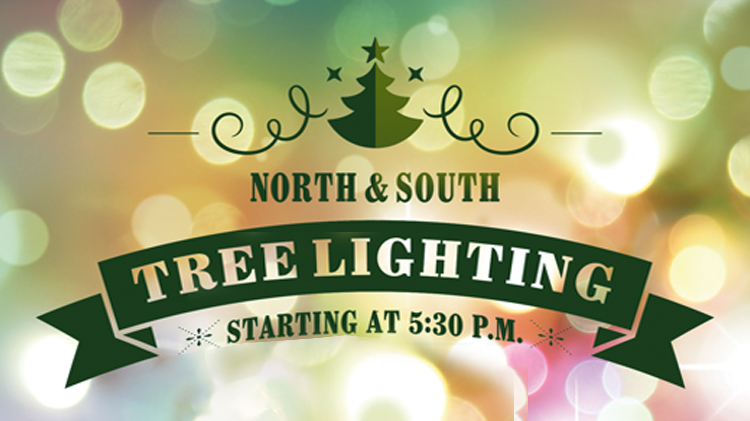 South Tree Lighting