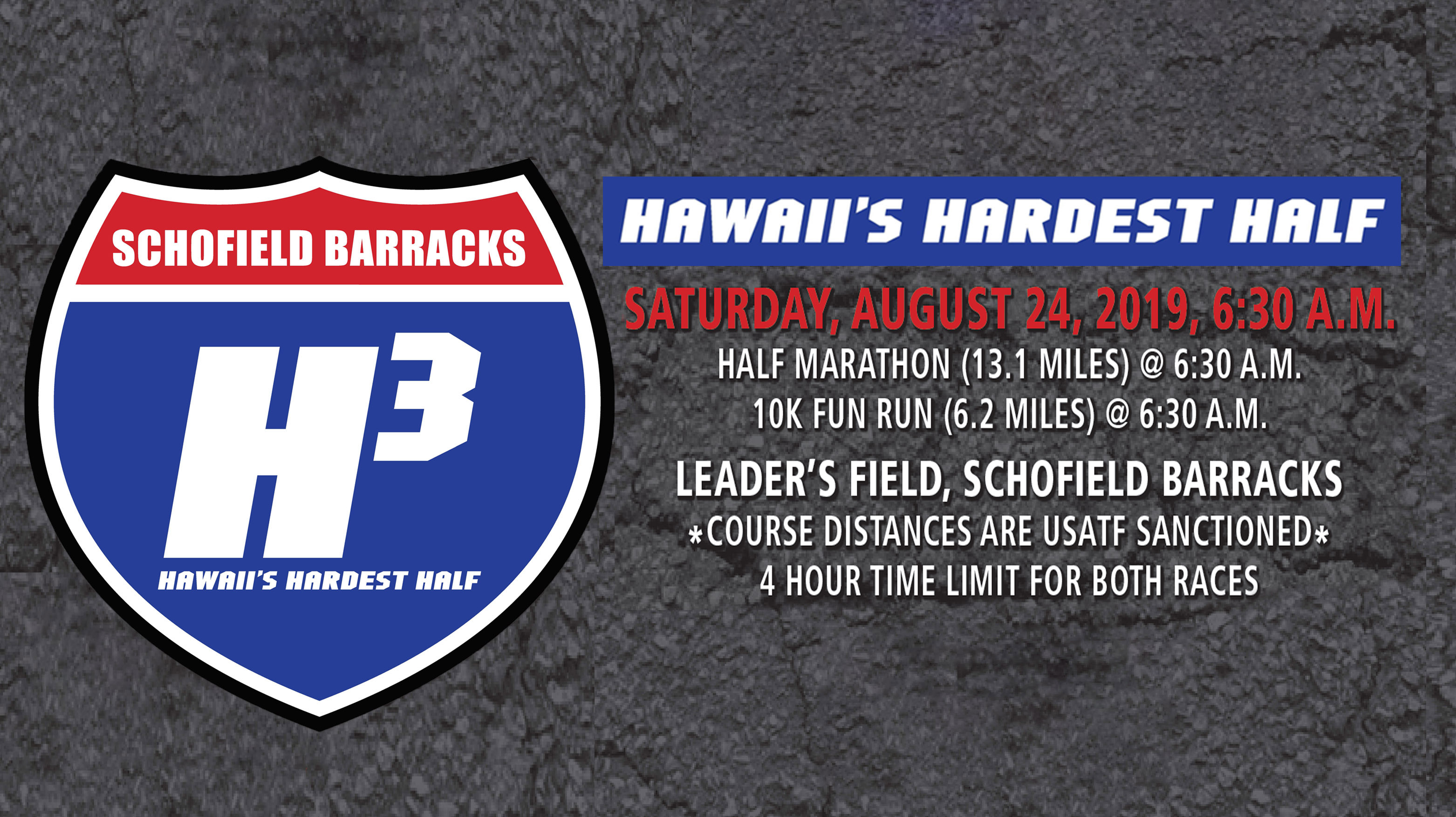 Hawaii's Hardest Half Race