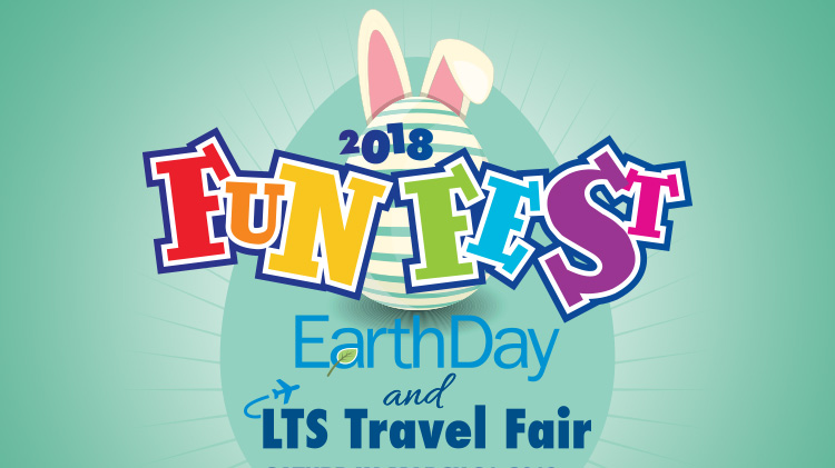2018 Funfest Earth Day and LTS Travel Fair