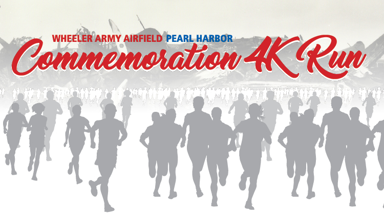 WAAF Pearl Harbor Commemoration 4K Run