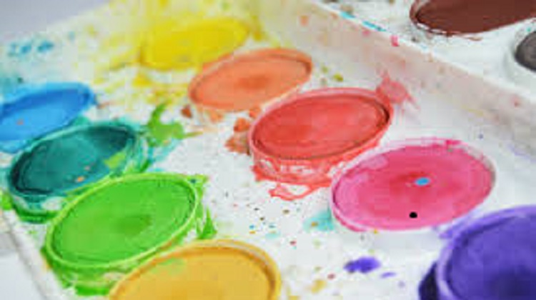 Spring Break - Get Wet and Wild with Watercolors