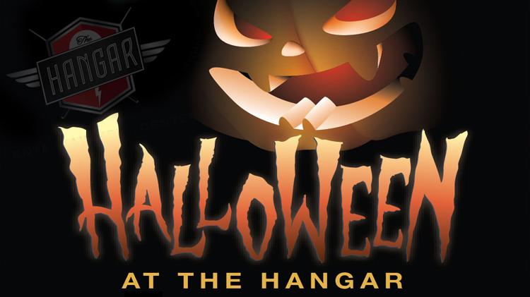 Halloween at The Hangar