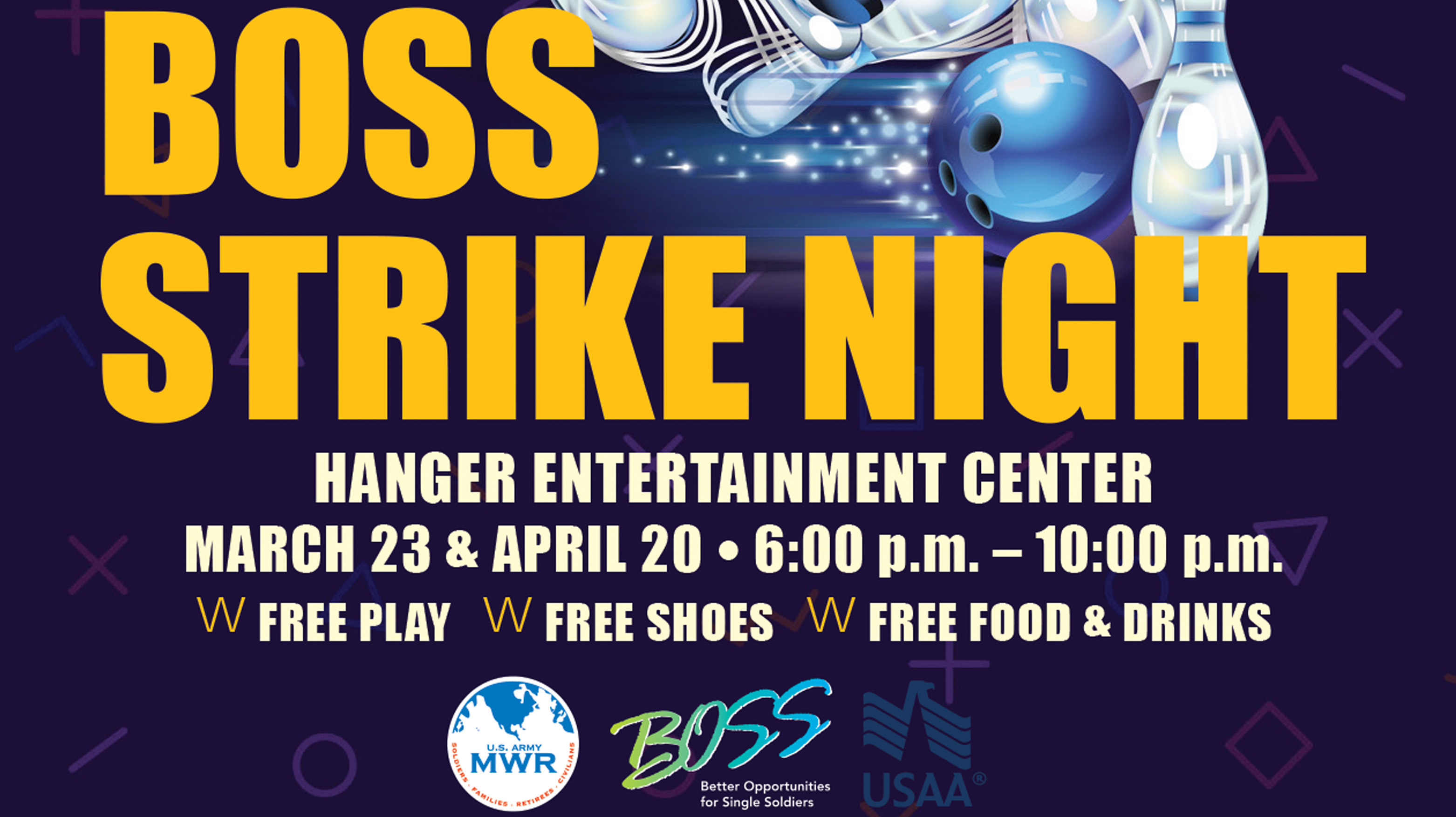 BOSS Strike Night