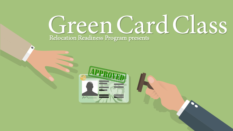 Green Card/Parole in Place Information Workshop