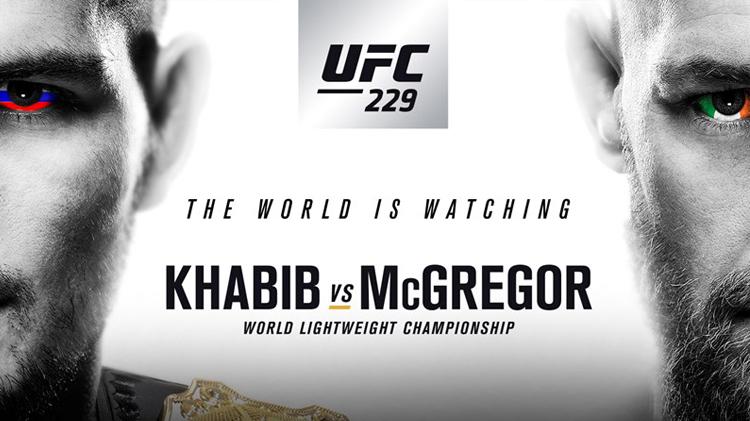 UFC Fight 229 at Tropics