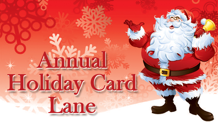 Holiday Card Lane