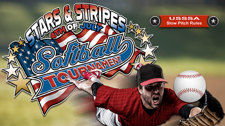 2019 Stars & Stripes 4th of July Softball Tournament