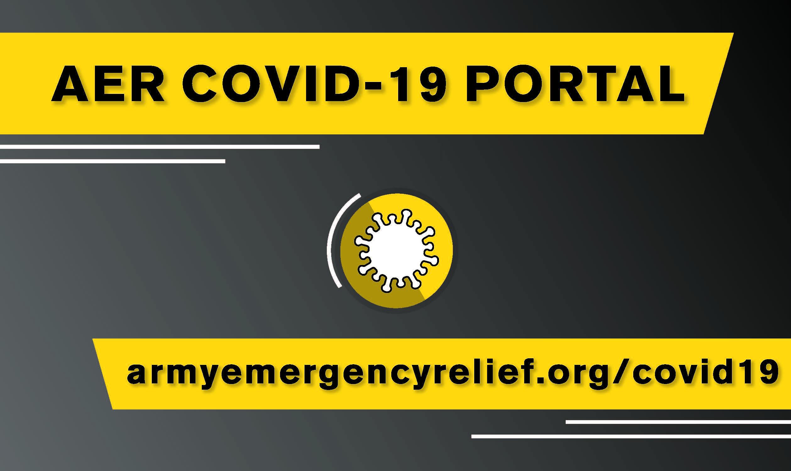 AER COVID-19 Portal