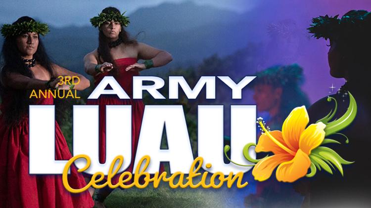 Army Luau Celebration