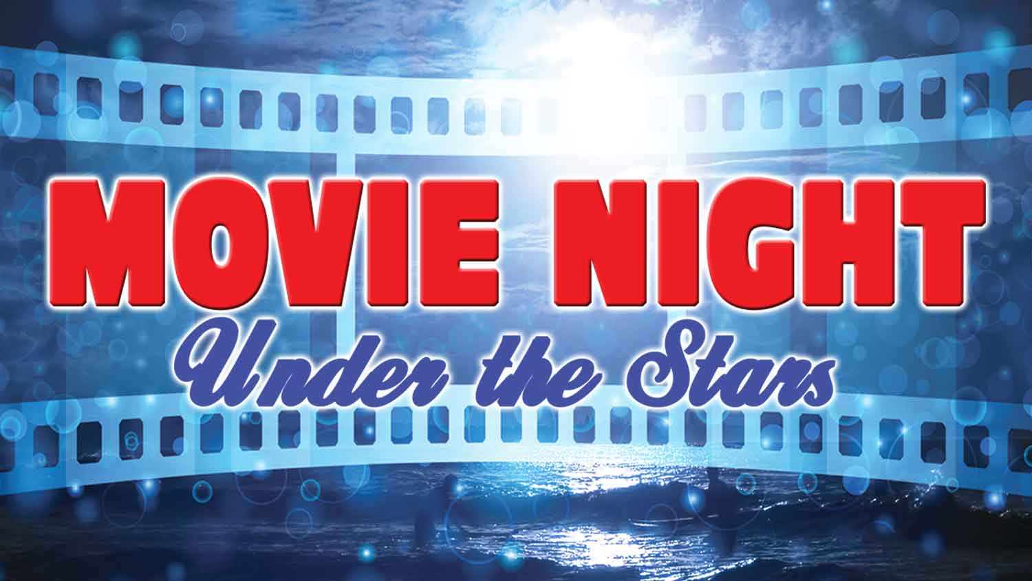 Movie Night Under Stars