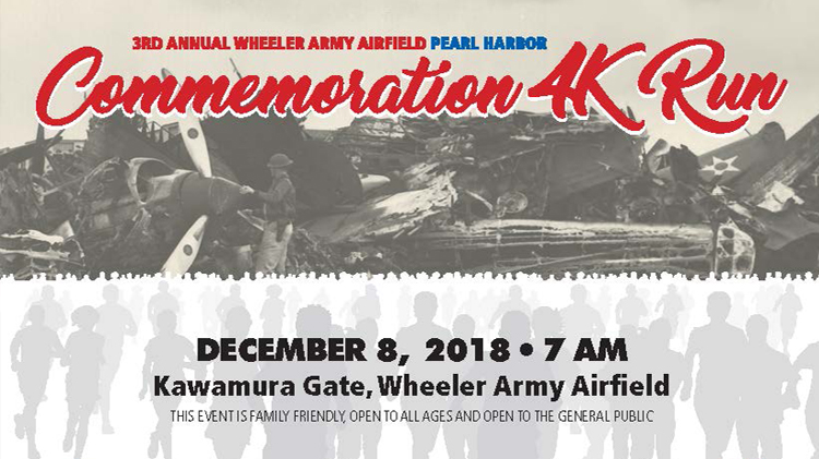 Commemoration 4K Run
