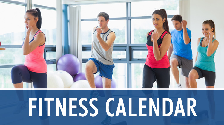 Daily Fitness Classes