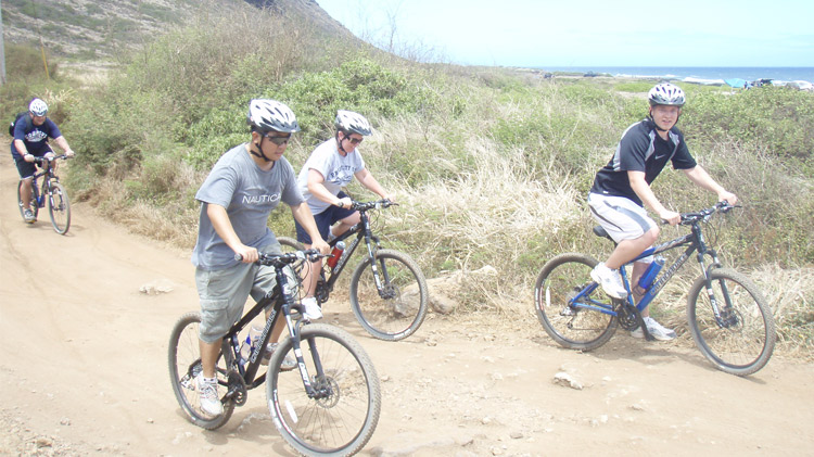 Adventure Biking