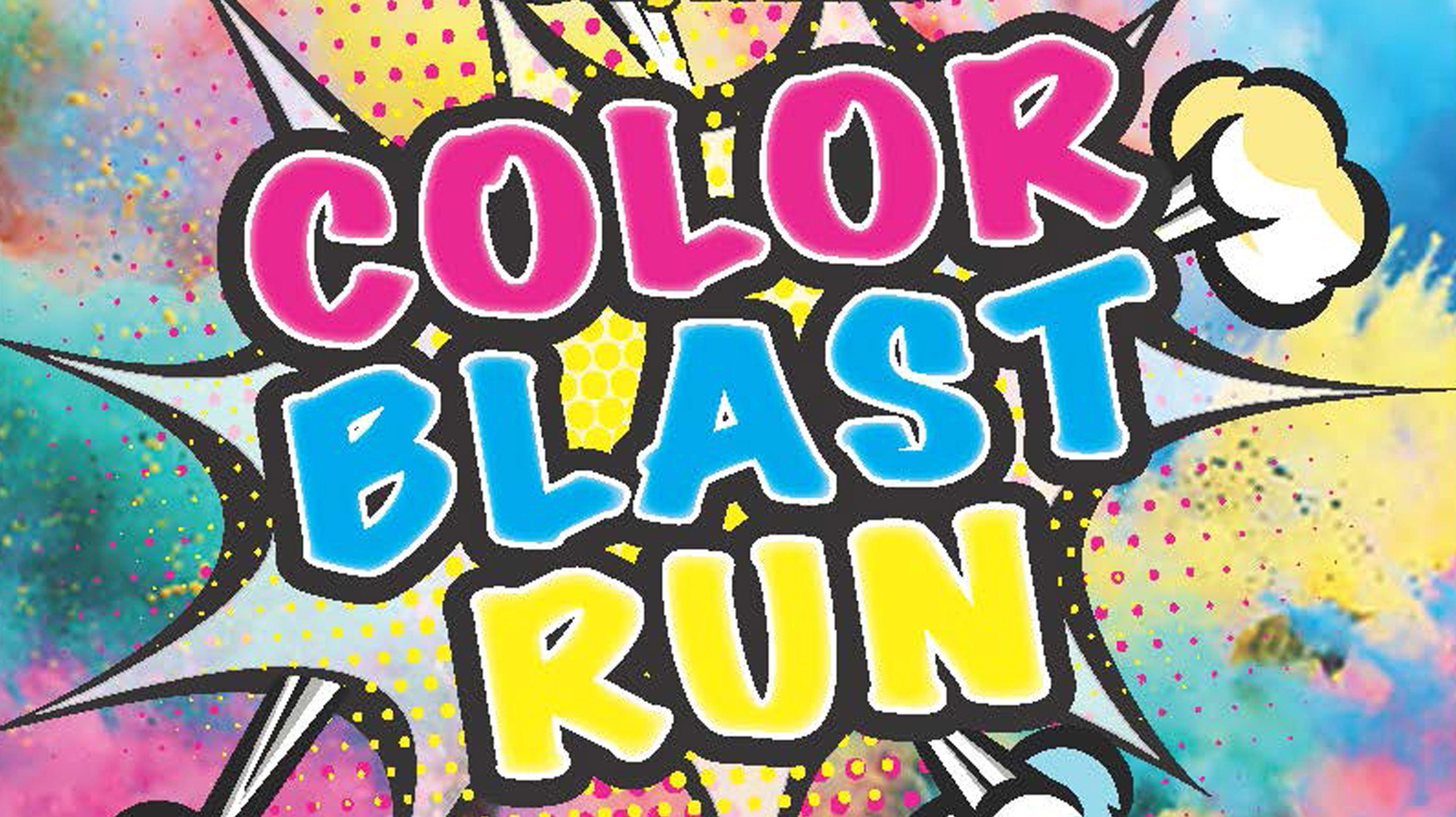 Color Blast Run