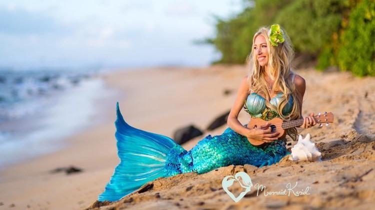 Storytime featuring Mermaid Kariel