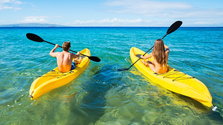 Ocean Kayak Adventure