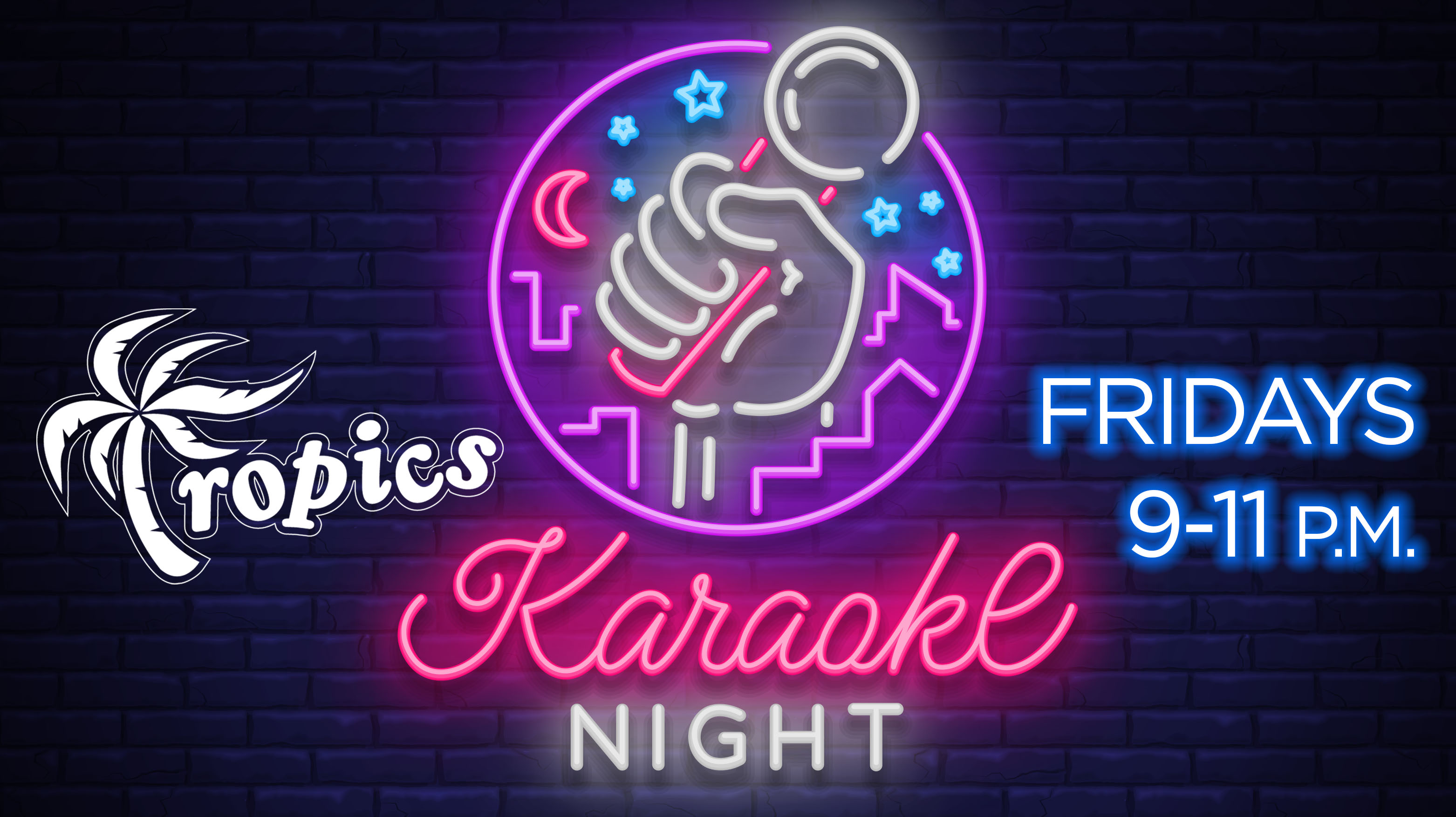 Tropics Karaoke