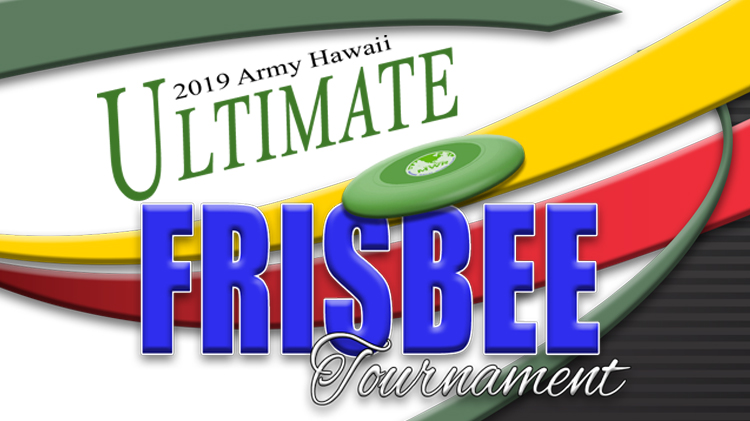 2019 Army Hawaii Ultimate Frisbee Tournament
