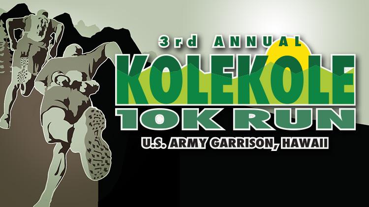 3rd Annual Kolekole 10K Run