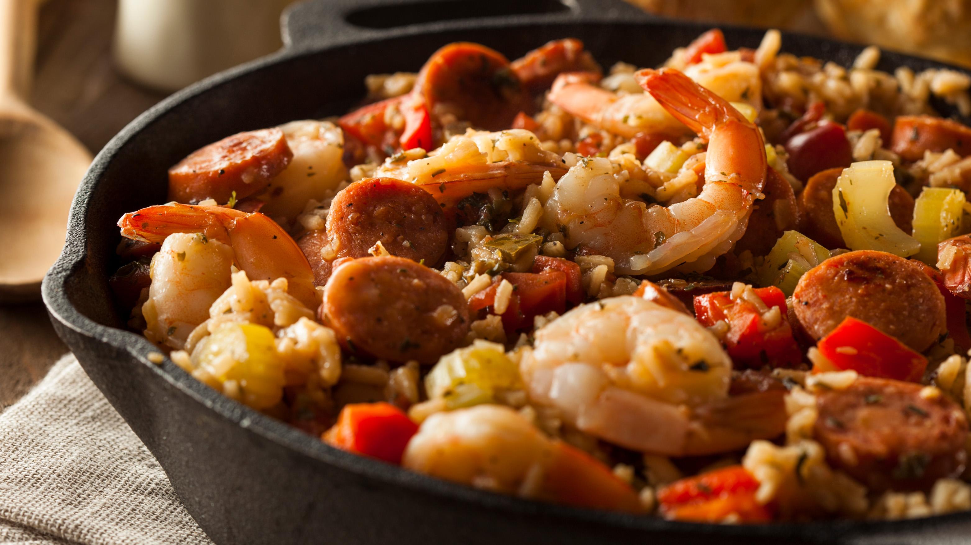 Creole Lunch Buffet - Kolekole Bar & Grill