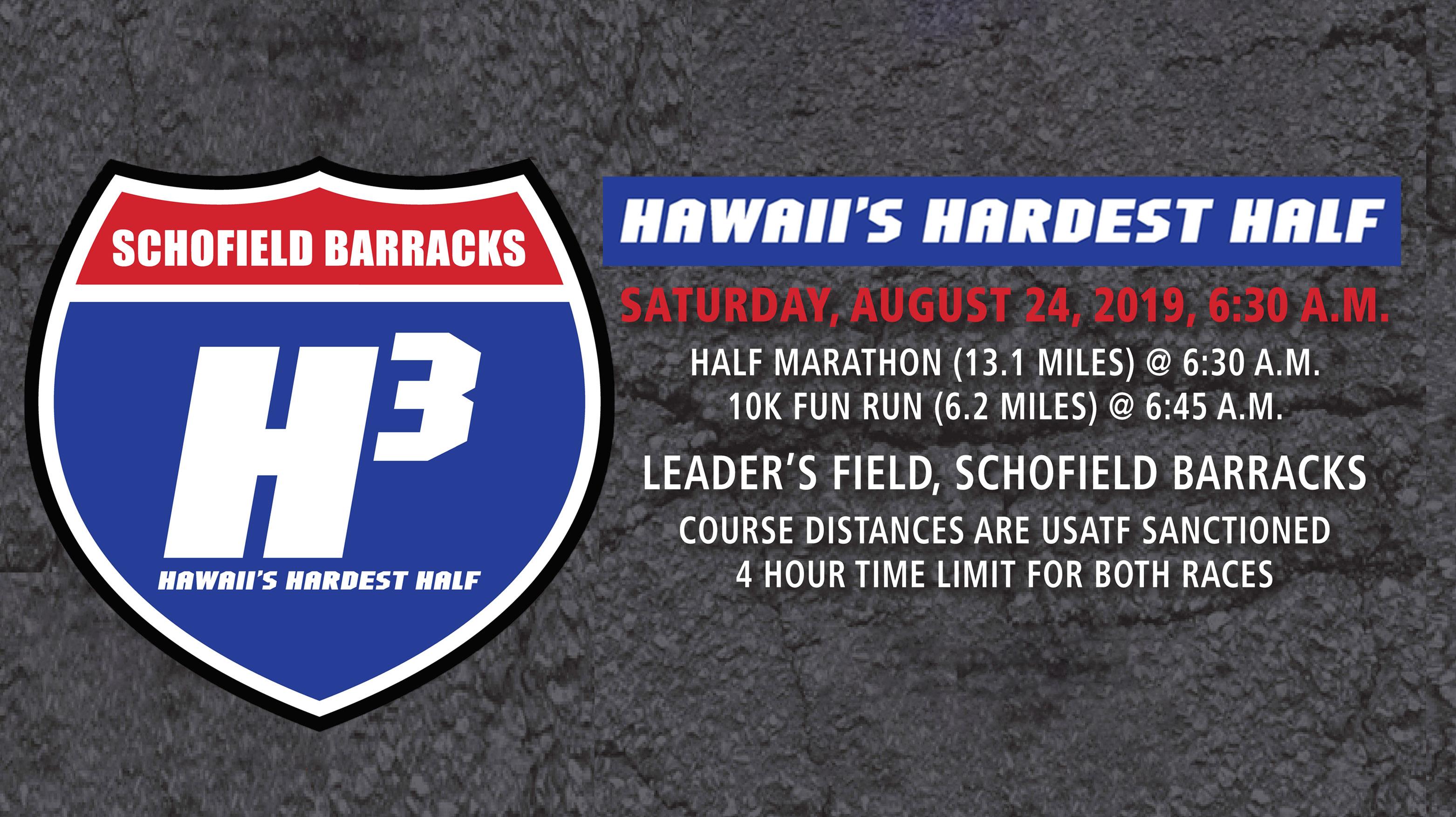 Hawaii's Hardest Half Race